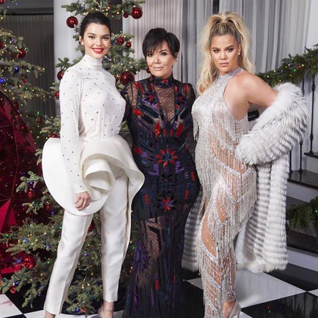 "The Kardashians are taking a stand: ""The family absolutely believes it's in Khloe's best interest to end the relationship but will support her either way."" Link in bio for an inside look at Tristan Thompson's girlfriends, scandals and the road that lead him here. (📷: @khloekardashian)"
