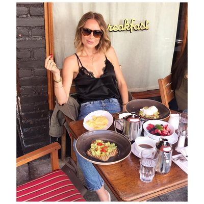 I had a lot of 🥑 toast on this NYC trip.. #cantgetenough #aninebing
