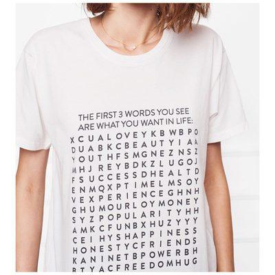 Freedom, success & experience ❥ what 3 words do YOU see? #aninebingtee #aninebing
