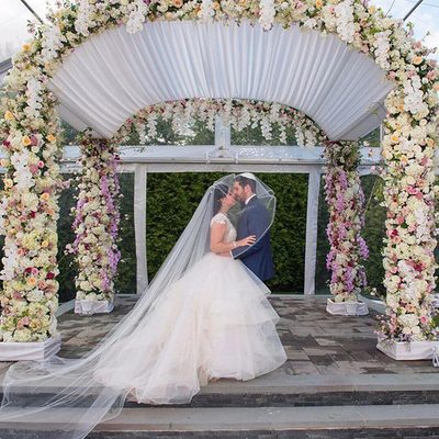 LOVE! Making this chuppah enchanting is @bircheventdesign for this romantic couples wedding! Photo: @rubengorjianphoto #BirchEventDesign . . . #chuppah #bridalideas #weddingstyle #romanticdesigns #bridal #weddinginspo #brideandgroom #mrandmrs #newlyweds #weddingphotos #potd #floraldesign #eventplanner #eventdesign #weddingdecor #wedding #weddingideas #florals #flowerpower #iloveher #truelove #realwedding #realbride #swpartners #StrictlyWeddings