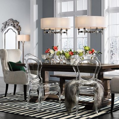 Set The Scene For A Spectacular Dinner Party, Filled With Friends, Glamour  And Style