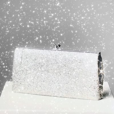 My tuxedo collection is EXCLUSIVE to #VBDoverSt and my website and includes the perfect sparkly accessories for under the tree x VB victoriabeckham.com #KissesatChristmas