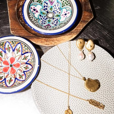 A plate full of @alighieri_jewellery makes for a very happy Sunday! #TheWebster link in bio