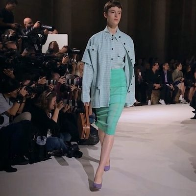 Play dough pastels, pencil skirts and workwear influences all featured in my #VBSS18 Ready-to-Wear collection…visit my website now to place your exclusive pre-order!  x VB