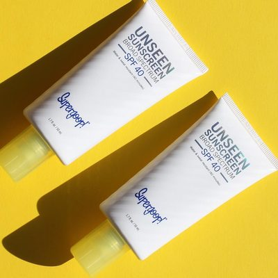 Rise, shine & SPF. Unseen Sunscreen is now in store at @sephora!