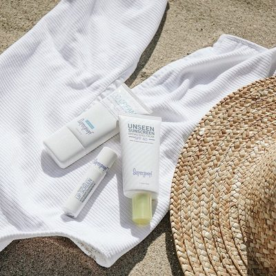 @trendychickadee with her SPF essentials for LA life ☀️