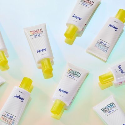 Just a bunch of Unseen Sunscreens hanging out waiting to rock your world. #dontgounseen #butfirstsunscreen