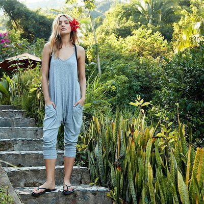 The one piece you need for your next getaway — and every other day 🌺🌿 Link in bio to shop #packlight #spiritualgangster