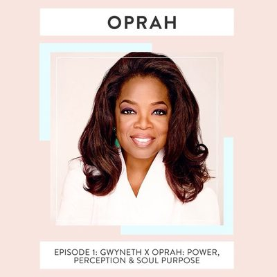 """#SoundOn 📣 For goop's inaugural podcast, GP spent an afternoon with the incomparable @Oprah. Their wide-ranging and honest conversation spans everything from Oprah's perspective on the #MeToo movement and """"the culture of enough"""" to the one life truth she knows for certain. Episode 1 is now on goop.com/thepodcast. In partnership with our friends at @bollandbranch. #goopPodcast"""