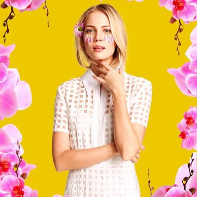 🌸 POWER TO THE FLOWER 🌼 New Spring collection just sprung on MILLY.com...shop link in bio!! #MILLYspring18 #powertotheflower