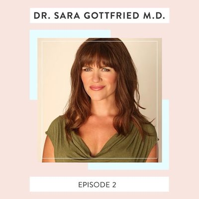 #SoundOn 📣 For Episode 2 of The #goopPodcast, our CCO @eliseloehnen sat down with @saragottfriedmd to talk about why hormones matter more than calories and why women shouldn't settle for a quick fix when it comes to their health. Listen now.