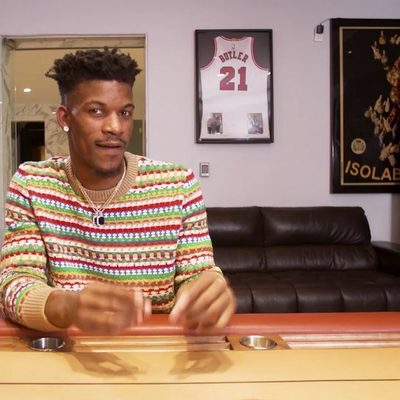 NBA star @JimmyButler breaks down the 10 things he can't live without and spoiler alert: a custom branded domino set is essential to becoming an unstoppable force in the game. Watch the full video at the link in bio.