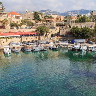 """Jubayl: Nestled on the Mediterranean Coast and just a 30-minute drive from Beirut, is one of the world's oldest inhabited cities and an ancient fishing village. It's an ideal spot to set up camp in one of the many open-air bars with a plate of calamari. The #goopgo guide to Beirut (aka """"The Paris of the East"""") is up now on goop.com."""