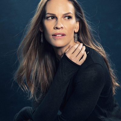 After taking three years off from acting, Hilary Swank is getting back into the business. The Academy Award winner explains her three-year absence at the link in bio. Photograph by @cmarinai.