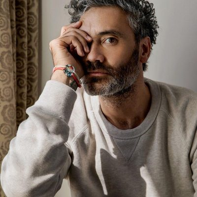 A Hollywood favorite is about to tackle the ultimate problematic character. In his new film Jojo Rabbit, @TaikaWaititi will play Adolf Hitler. Well, sort of. At the link in bio, get the details on his upcoming role as a 10-year-old boy's imaginary friend in the upcoming World War II satire. 📷: @steventaylor for @GQ