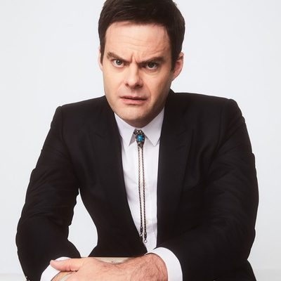 Bill Hader shows off two very different (but equally stylish) ways to do the classic black suit and fills us in on his new HBO series, 'Barry.' Hit the link in bio to find out how the #SNL all-time great channels all his comedic anxieties into something personal (and really damn funny). (📸@mrwhite_ )