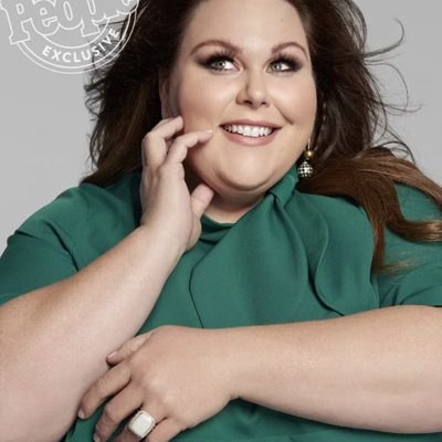 Who is @chrissymetz wearing on the cover of @people this week? ELOQUII of course! We love you Chrissy—congrats! 💚 #XOQ