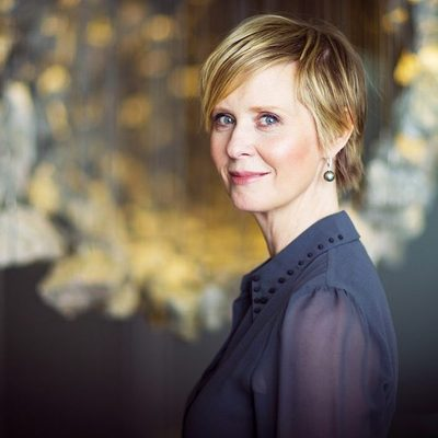 "Cynthia Nixon has officially announced her candidacy for governor of New York. At the link in bio, the ""lifelong New Yorker,"" actress, and activist explains her motivations for running and why ""something needs to change."""