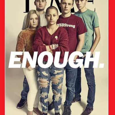 ENOUGH. 👊 I am so proud to support the extraordinary courageous  students leading #MarchForOurLives. Today they march in Washington, DC to demand an end to gun violence in our schools and communities. If you are not in DC, there are 826 events happening worldwide- link in bio to find your march. #protectkidsnotguns @everytown #thismuststopnow🙏🏻 #loveourchildren ❤️