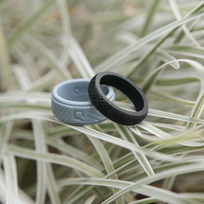 Silicone Rings Silicone Wedding Bands Active Lifestyle Rings QALO