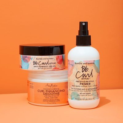 """""""The rich texture of the @Sheamoisture Curl Enhancing Smoothie is the ultimate boost of moisture for my kinky, curly hair. I apply it to damp strands, style as usual, and the result is a beautiful twist out. I also rub a bit in the palms of my hands then smooth over to revive my hair on non-wash days. Helpful hint: a little goes a long way.""""—@elekima, Director of Social and Content. What products do you use to care for your curls? ➰"""