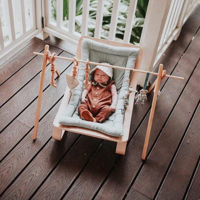 Finn + Emma has launched a modern, sleek wooden Rocker,  made in France and designed by Charlie Crane.  Use it indoors or out.  Price includes shipping and they can be ordered and shipped right away.  Go to the link in the bio and click on this image to get yours today. @senaenelson #finnandemma
