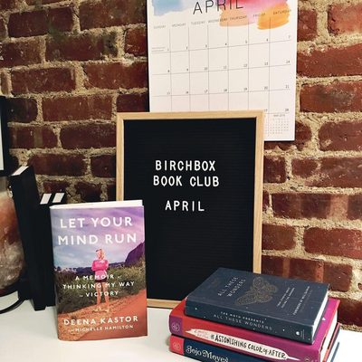 📚 Announcement and Giveaway 📚 Our April #BirchboxBookClub pick is Let Your Mind Run by Olympic Medalist Deena Kastor and Michelle Hamilton. 10 lucky people will win a signed copy! To enter, tag your favorite workout buddy below! 🏃♀️🏃Oh, and one more thing! Are you in the NYC area and would like to run with THE Deena Kastor (@deena8050 ) ?! Join us tomorrow for a Birchbox Community Run that will end at Birchbox SoHo with a chat and Q&A with Deena. Click the link in bio to register!