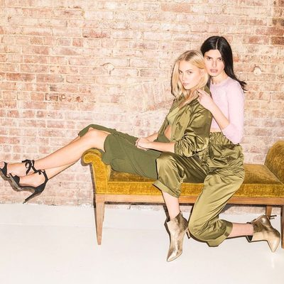 ALL ABOUT OLIVE. Shop the look ☝️ #olive #colorlover #spring18 #millymoment