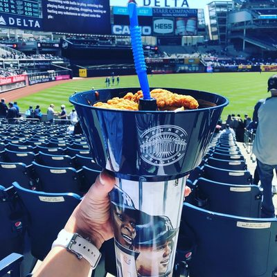 Have you been to a @Yankees game get this year? See the link in our bio for the best food to get there. (📷 @nycexplorer4fun)