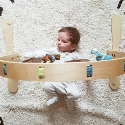 Happy Saturday - what are your weekend plans?  This little guy has the best playdate ever with his Viking Collection Play gym.  @nelldeutsch #finnandemma finnandemma