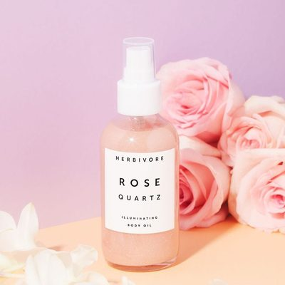 Our Instagram only FLASH SALE continues! 15% off Site Wide All Weekend. Use code YESMAMA15. Psst: just in time for Mother's Day. See our website for gift suggestions. 👌✨🌸 #rosequartzbodyoil #instasale #herbivorebotanicals