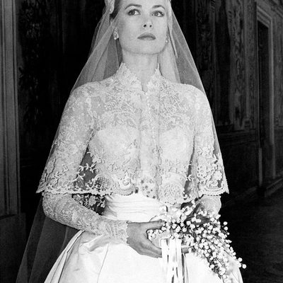As the wedding of Meghan Markle and Prince Harry rapidly approaches, @vfvanities takes a look back at 18 of the best royal wedding gowns of the last century. From Grace Kelly's glamourous lace-sleeved number to Queen Noor of Jordan's loose 70s Dior, see them all at the link in bio.