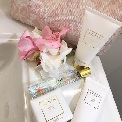 Love our new amenities Coral Palm collection inspired by coral sunsets and beautiful beaches.. beautiful mix of Ylang , Gardenia, Tuberose and Coconut...