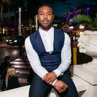 Hello there, @MichaelBJordan. Tap the link in bio to follow @VanityFair's latest dispatches from #Cannes2018. 📸: @justbish