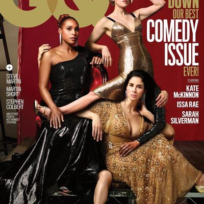 Presenting the 2018 #GQComedyIssue, starring Kate McKinnon, Issa Rae and Sarah Silverman. Check back next week for our profiles of the three funniest humans alive. (📷 @martinschoeller)