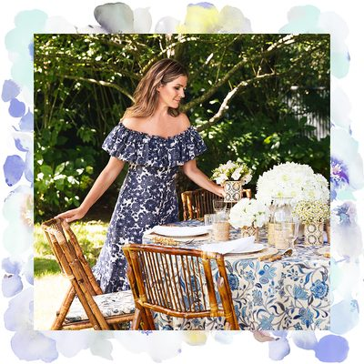 My favorite picks for the ultimate garden party. Now available on #AERIN.com. Shop link in bio.