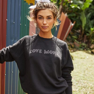 To love is to recognize yourself in another 💞 New arrivals are here to start your week in a good vibe state of mind — link in bio to shop #lovemore #eckharttolle #spiritualgangster