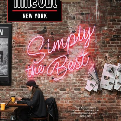 Thanks for telling us your favorite NYC spots, New Yorkers! Now pick up a free magazine today to find the winners of our Love Awards (or see the link in our bio). (📷 @teddywolff) @devocionusa