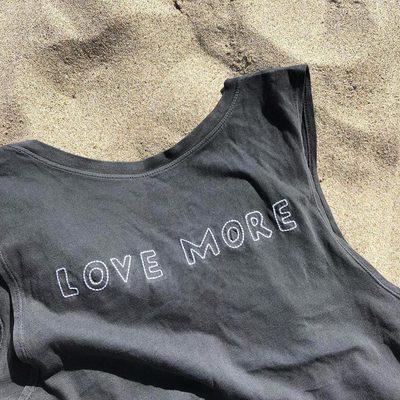 Love is always the answer ❤️❤️ Link in bio to shop #spreadlove #raiseyourvibration #spiritualgangster