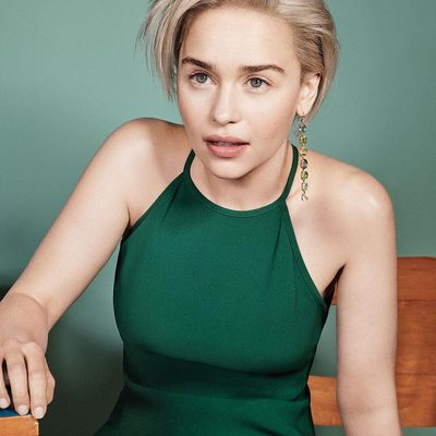 """In V.F.'s June cover story, @Emilia_Clarke opens up about the pitfalls of fame: """"You're in a trailer by yourself. You're in a car by yourself. You're in a plane. You're in a plane. You're in a plane. That's what success looks like if you're an actor. Success looks like being alone."""" At the link in bio, read the full story on the @StarWars and @GameOfThrones actress. Photograph by @craigmcdeanstudio."""