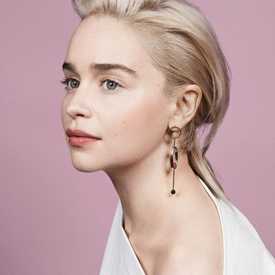 @Emilia_Clarke, who has already shot Daenerys' final on-screen moments, gives V.F. a sneak peek of what to expect in the final season of #GameOfThrones in our latest cover story (link in bio). Photograph by @craigmcdeanstudio.
