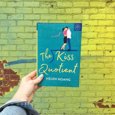 """📚Announcement and Giveaway📚 ! For our June #BirchboxBookClub pick, we partnered with @bookofthemonth to choose The Kiss Quotient by @hhoangwrites. You'll fall in love with Stella Lane, a thirty-year-old statistician with Asperger's on a mission to school herself in the dating department. Readers are calling it """"the perfect blend of sweet and steamy."""" 10 lucky people will win a 3-month subscription to @bookofthemonth —the perfect way to find your beach reads all summer long! To enter, tag a friend below!"""