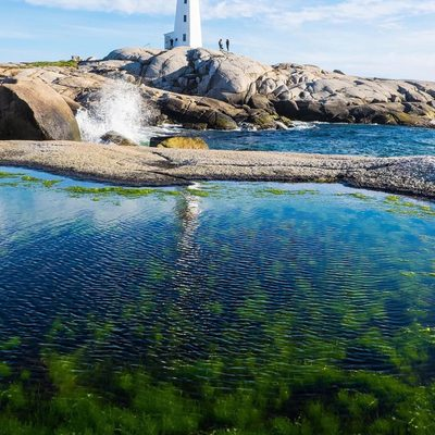The views that never get old 😍 #DiscoverHalifax . Looking for a little adventure inspiration? Go to the link in our bio and tap this image to see 30 THINGS TO DO IN HALIFAX THIS JUNE ☀ . 📍 Peggy's Cove 📷: @haozhoujohn