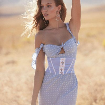 Fullfilling your dress dreams since forever 🏹☁️💘 The Sweetheart Mini Dress