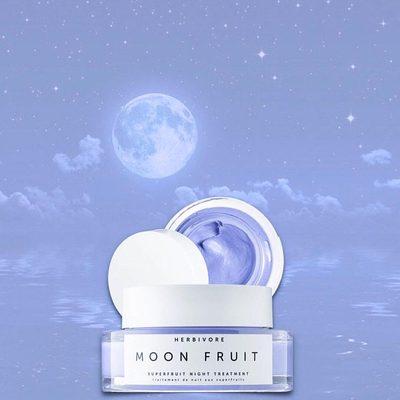 Sweet Dreams 🌙🍇image @ellsworthbeauty #moonfruit
