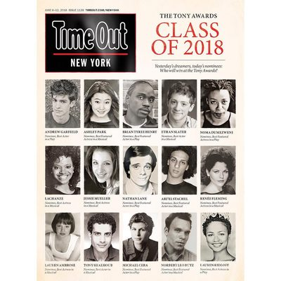 Look at those babies! Pick up our free @thetonyawards magazine today, and see the link in our bio for more from #OldHeadshotDay.
