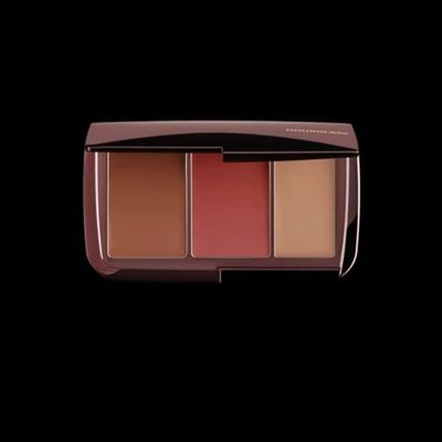 Define. Brighten. Highlight. View our Story on how to use the makeup artist cult-favorite, #Illume Sheer Color Trio. #crueltyfree #hourglasscosmetics