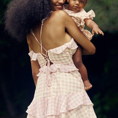 """Motherhood means growth, selflessness and just doing your best."" @jaycina"