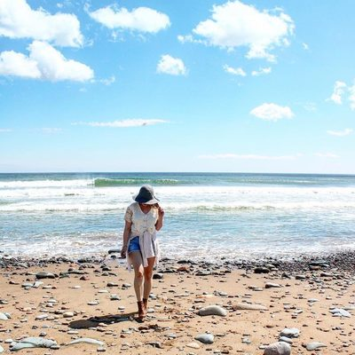 Have you seen our ULTIMATE HALIFAX SUMMER BUCKET LIST? ☀ For all your summer vacation inspiration, click the link in our bio and tap this image! 💭 . 📍 Lawrencetown Beach, Eastern Shore Region 📷: @brialaine