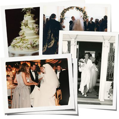 Memories from many years ago... Looking back at wedding pictures to get inspiration for the #AERIN Wedding Edit. For the bridesmaids, for the couple and for the honeymoon to suit every need... Swipe to see some of my picks. #AERINaccessories #AERINhome #AERINbeauty #AERINgifts @sarahandreke